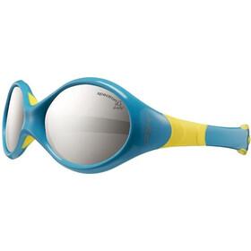 Julbo Looping III Spectron 4 Sunglasses Baby 2-4Y blue/yellow